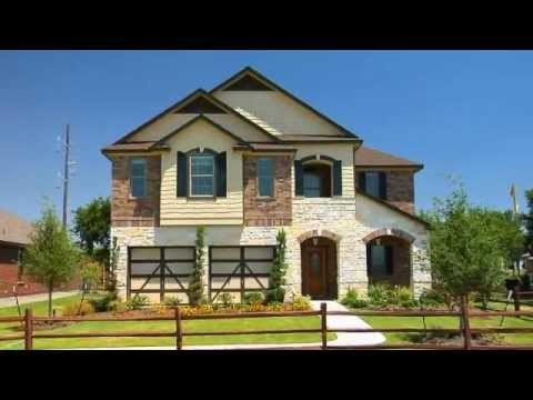 Westwood by kb home new homes in leander texas youtube for How to become a home builder in texas