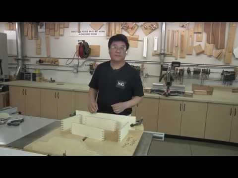 Make an Accurate Box Joint Jig, Simple and Fast