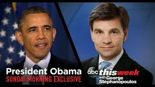 President Obama on Syria, America Economy: ABCNews