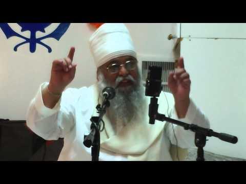 Baba Farid Jee - Giani Jatinderpal Singh Jee - Gurdwara Plainview NY 17 April 2012.