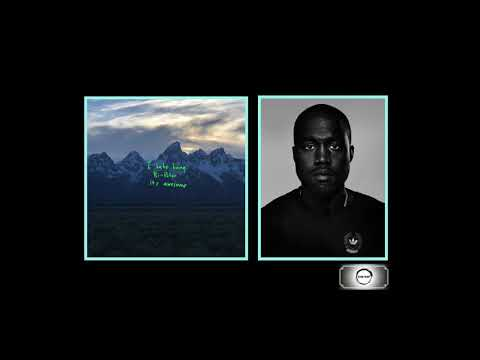 All Mine Kanye West (Clean Version)
