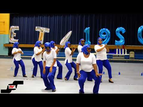 Spr '18 Zeta Beta Chapter of Zeta Phi Beta Sorority Inc. Neo