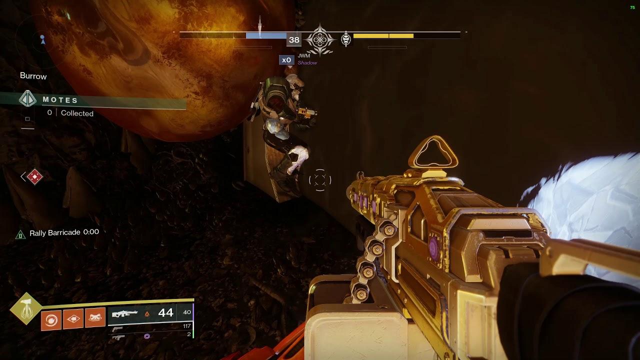 Destiny 2 Gambit Bots