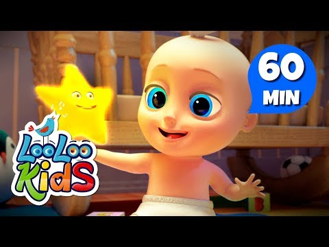 Thumbnail: Rock-a-bye Baby - THE BEST Lullabies and Songs for Children | LooLoo Kids