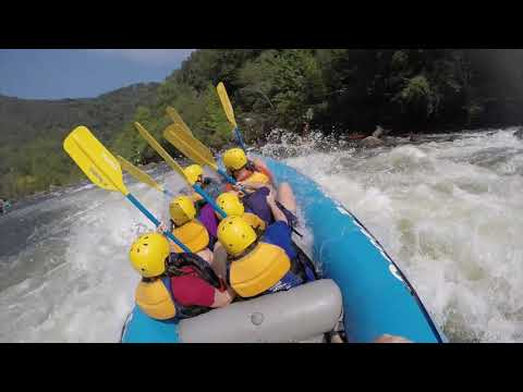 Whitewater Rafting with Groupon (You Get What You Pay For)