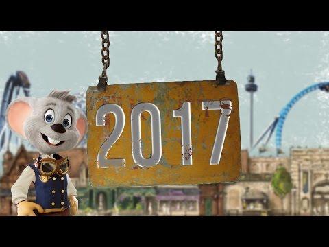 Neuheiten 2017 - Europapark