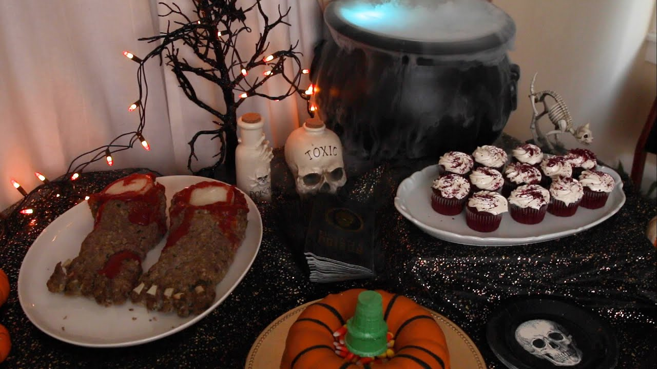 throw the ultimate halloween party with these fun ideas