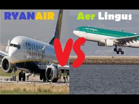 RYANAIR VS AER LINGUS