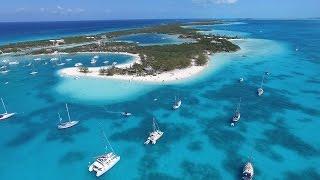 Drone Shots of the Bahamas thumbnail