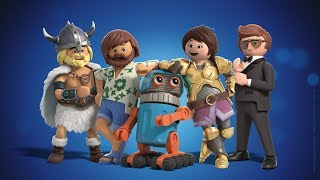 Playmobil Фильм (2019) Дублированный тизер-трейлер HD
