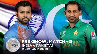 Manjrekar: Chasing in this match will suit India | Asia Cup '18