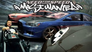 Топовая классика - Need for Speed Most Wanted 2005 с модами