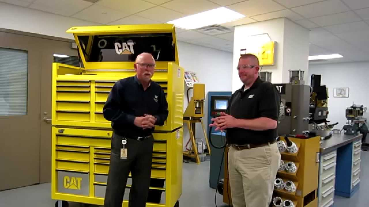 Cat Tools And Supplies Field Report Wes Tool Box