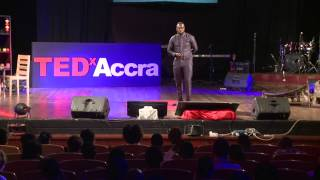 How to affect behavioral change in Africa through entertainment | John Apea | TEDxAccra