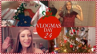 Vlogmas Day 24 ✧ Last Day of Vlogmas Thumbnail