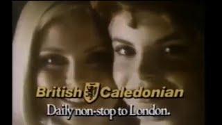 1987 British Caledonian Airways