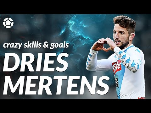 Dries Mertens ● Crazy Skills & Goals ● 2017 ● 1080p