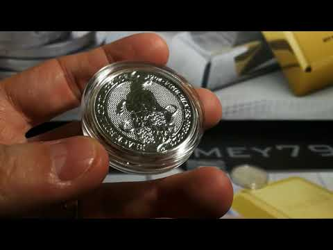 --- My Top 10 Silver Bullion Coins of 2018 --