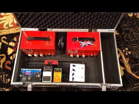 Mega Awesome Amp Head Case