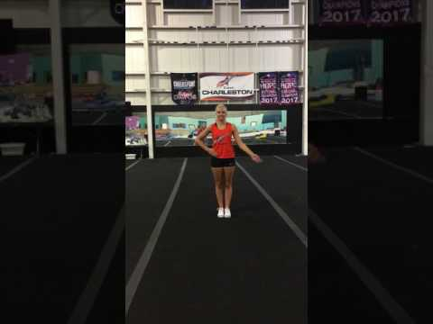 Rockstar Cheer Charleston- Tryout Dance Ages 7-11