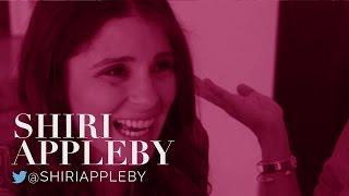 Shiri Appleby Invites Us Inside Her Boudoir