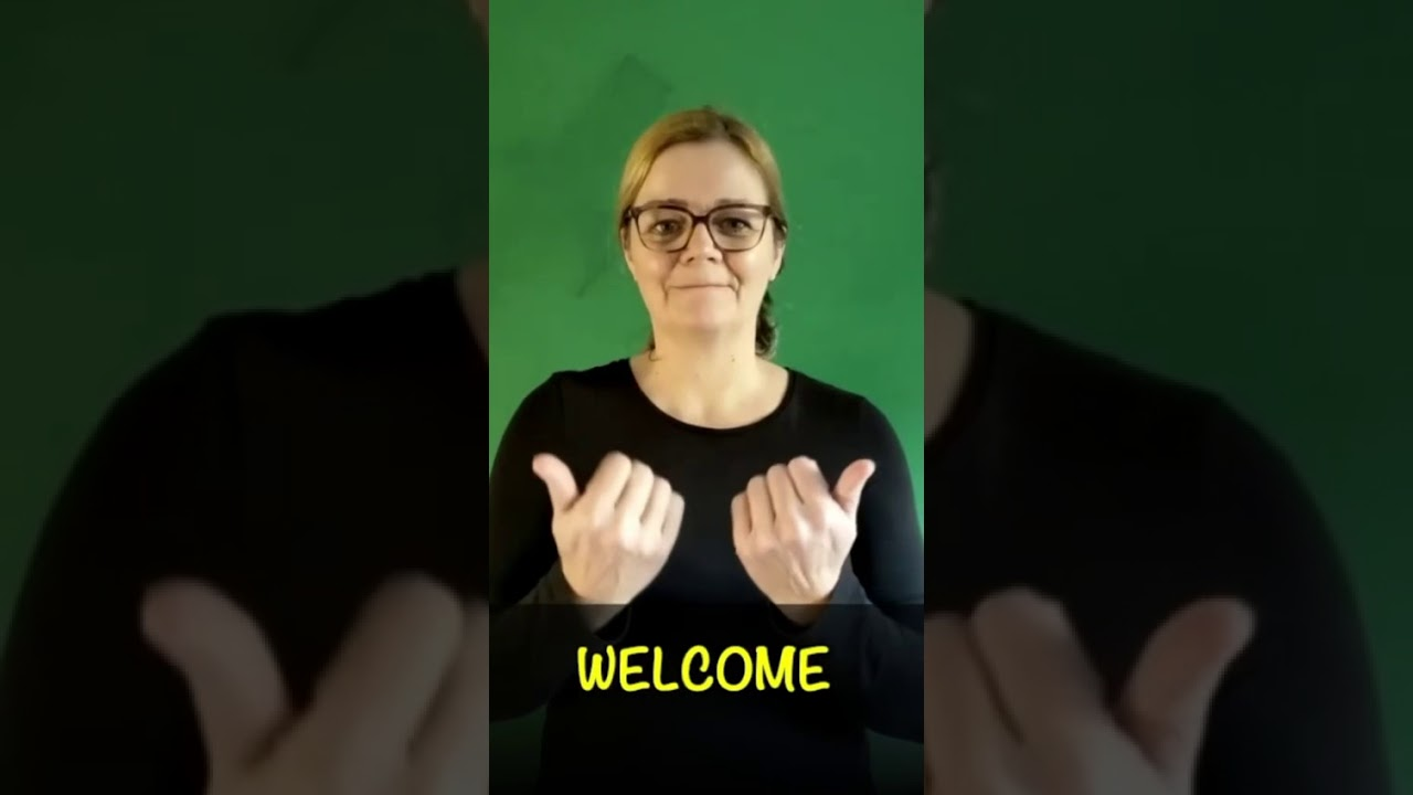 Introduction to BSL basic Signs