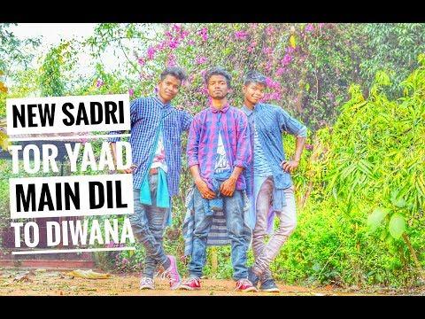Tor Yaad Main Dil To Diwana Ho Gaya New Sadri Hit Full Hd Video Songs 2019.