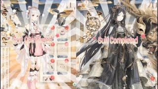Love Nikki - Azure Messenger Event Demo, FULL Suit Completed Guide. (Blessed Qilin & World Watcher)