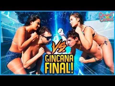 CASAL VS CASAL: GINCANA FINAL!! [ REZENDE EVIL ]