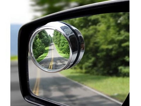 Car Truck Motorcycle Suv Blind Spot Mirror Convex