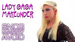 Lady Gaga Lookalike   Makeunder   Snog Marry Avoid