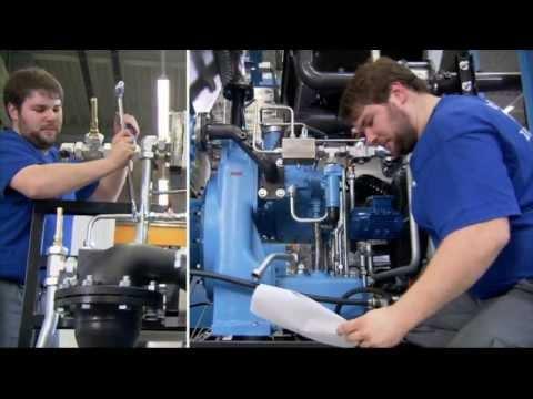 Boge Air Compressors - One Step Ahead