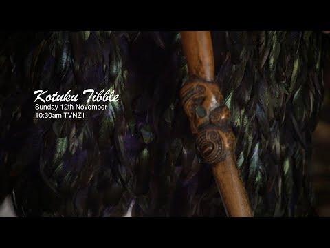 Waka Huia PROMO Kotuku Tibble