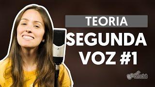 Segunda Voz - Teoria (Aula 1)  (aula de canto)