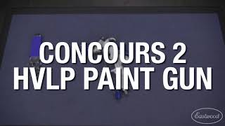 How-To Disassemble the CONCOURS 2 HVLP Paint Gun for Cleaning or Service - Eastwood