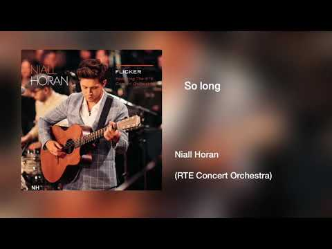 Niall Horan - So Long (RTE Concert Orchestra) Mp3