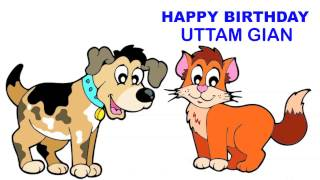 UttamGian   Children & Infantiles - Happy Birthday