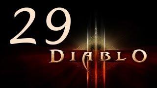 Diablo 3 Walkthrough - part 29 1080p Max settings Story Walkthrough D3 D III