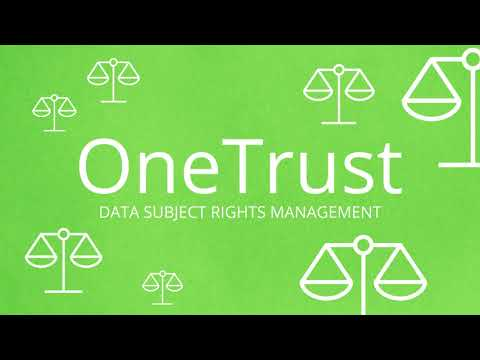 Data Subject Rights Management