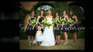 Garden Wedding Location In Gilbert, Arizona - Villa Siena -jessica & Brandon's Wedding 10/01/11