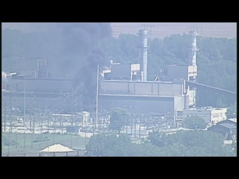 Fire at KCP&L's Hawthorne plant