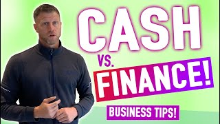 Cash Vs Finance!