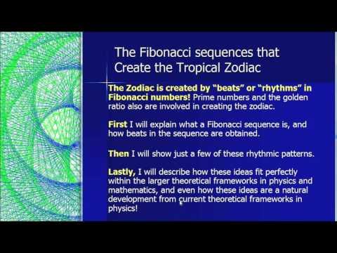 How Fibonacci Numbers Create the Zodiac