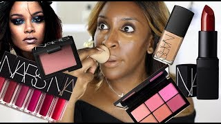 I Spent $1,200 on MAKEUP to Look Like Rihanna!! | Jackie Aina