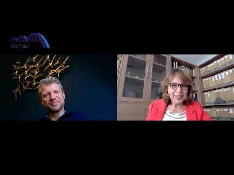 CEO Talk in French/en français with/avec Thomas Van Eeckhout,  CEO of/de EASI (Belgium/Belgique)