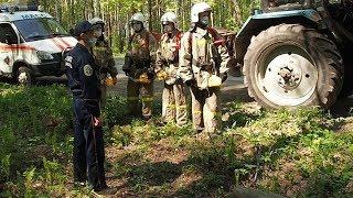 Клещи, пандемия, криминал и все – в огне // Новости «НТН 24»