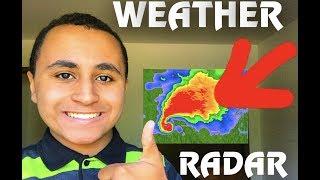 How to Read A Weather Radar (TUTORIAL) screenshot 5