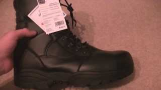 sfa magnum boots elite 8 s review and unboxing hd