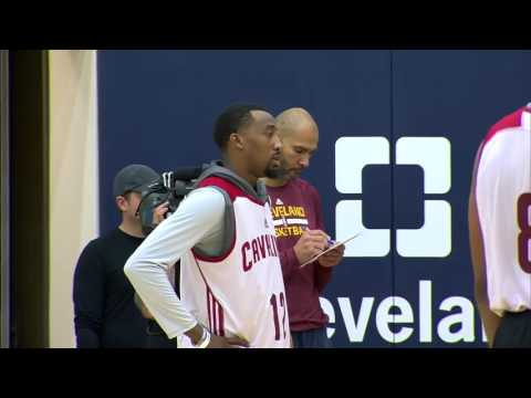 David Griffin Interview - Real Training Camp | Cavaliers | Sep 28, 2016 | 2016-17 NBA Season
