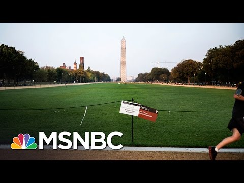 House and Senate Pass Short-Term Funding Bill, Avoid Government Shutdown | Andrea Mitchell | MSNBC